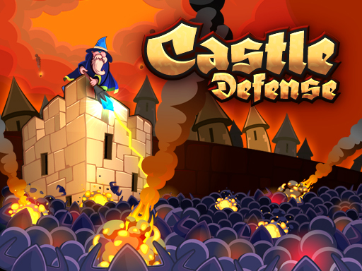 Castle Defense online hra