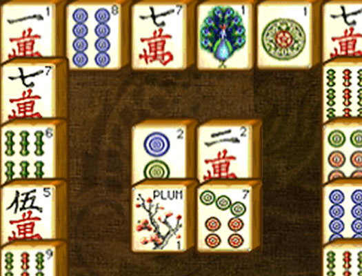 Mahjong Connect 2 online hra