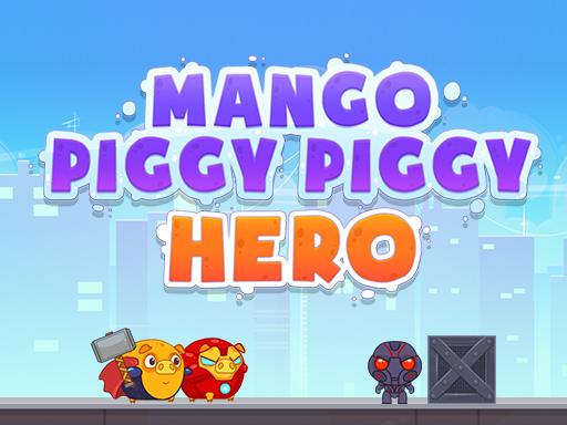 Mango Piggy Piggy Hero online hra