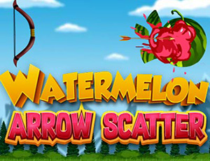 Watermelon Arrow Scatter Game online hra