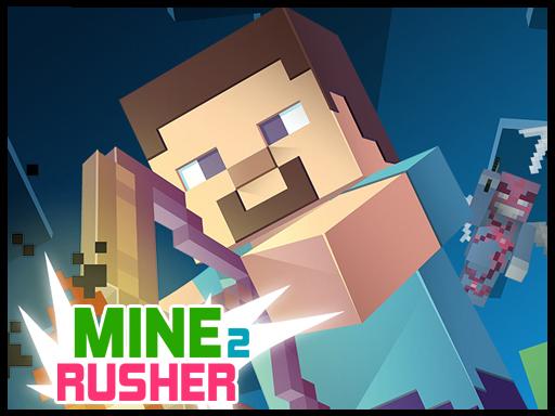 Miner Rusher 2 online hra