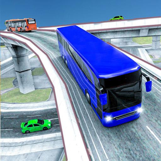 City Bus Racing Game