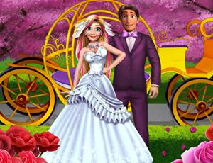 Eugene and Rachel Magical Wedding online hra