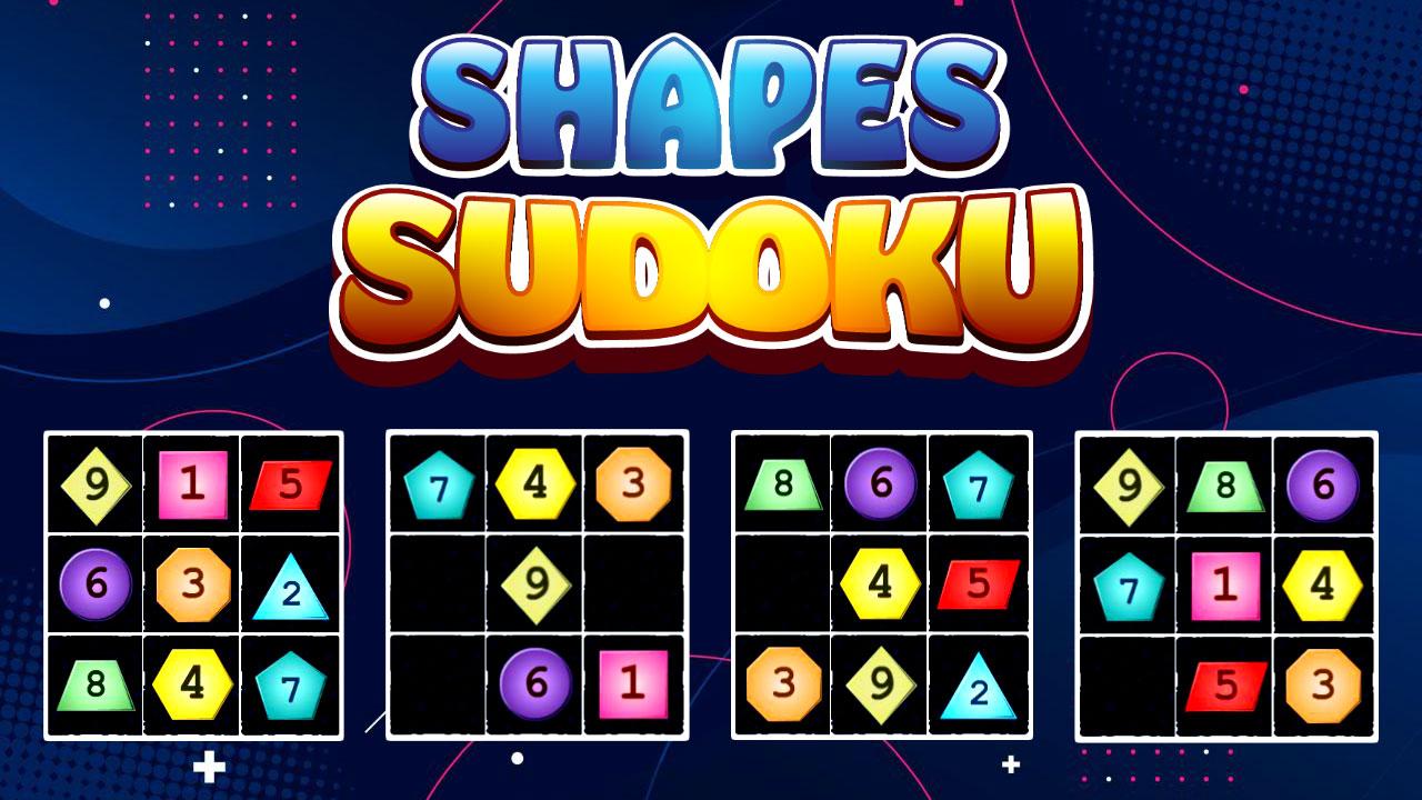 Image Shapes Sudoku