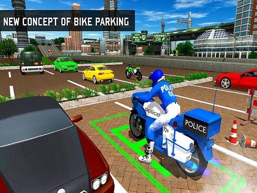 Bike Parking 3D Adventure 2020 Parking