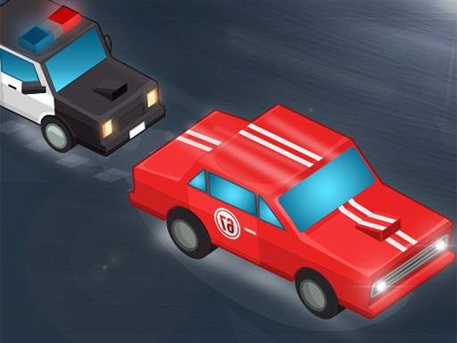 Arabayla Polisten Kaçış