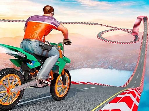 Sky Bike Stunts 2019 online hra