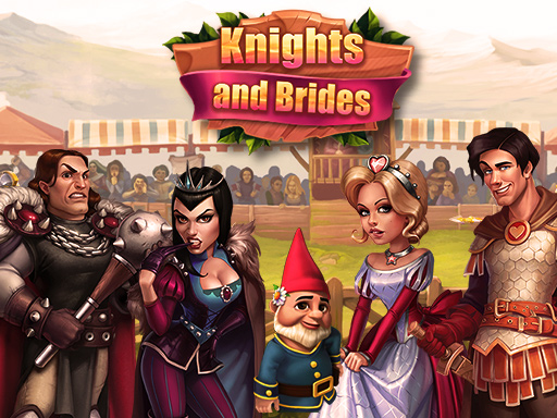 Knights and Brides online hra