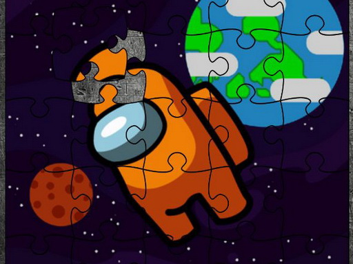 Among Space Jigsaw