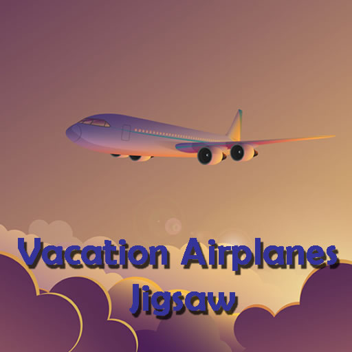 Vacation Airplanes Jigsaw