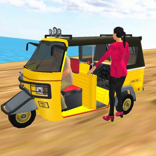 Tuk Tuk Auto Rickshaw 2020