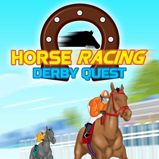 Corrida de Cavalos Derby Quest