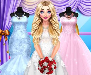 Blondie Wedding Prep online hra