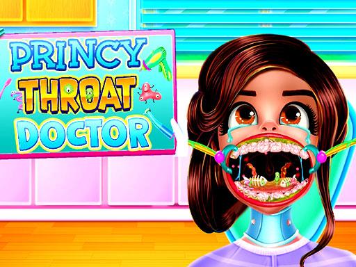 Princy Throat Doctor online hra