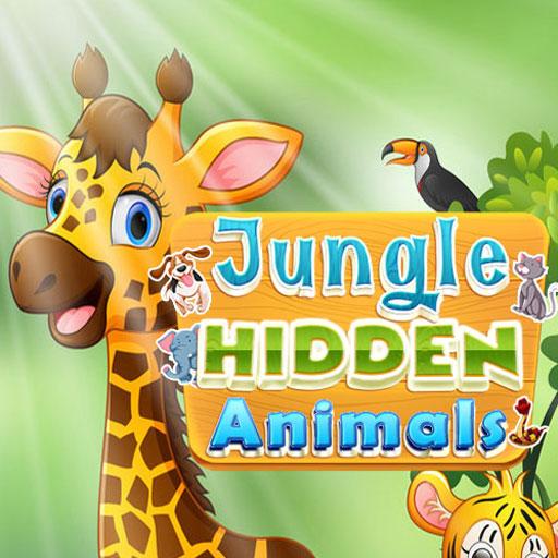 Jungle Hidden Animals