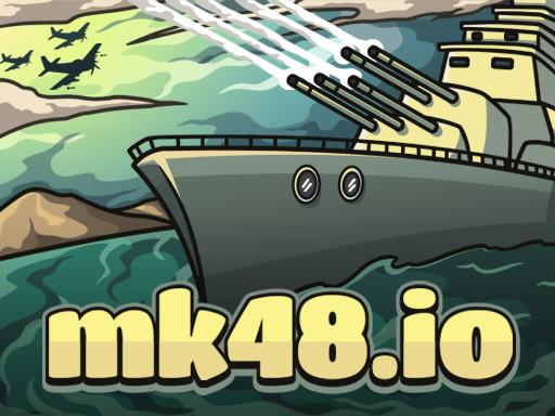 海上之戰--Mk48.io-指揮一艘船,駛向勝利之路。 小心魚雷!Mk48.io 是一款多人海戰遊戲。 你從一艘小船開始,消耗板條箱來增加你的分數(升級你的船)。 雖然自然生成少量板條箱,但擊沉其他船隻會直接增加您的分數並生成更多板條箱。