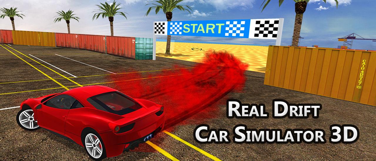 Gerçek Drift Araba Simulasyonu