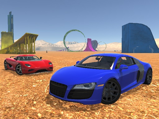 Ado Stunt Cars 2 game