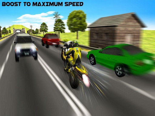 Highway Rider Motorcycle ...