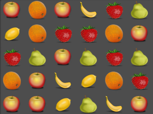 Match Fruits