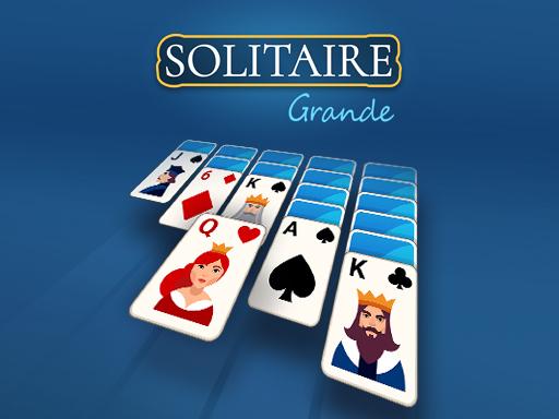 Solitaire Grande online hra