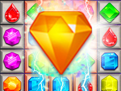 Jewelry Match online hra