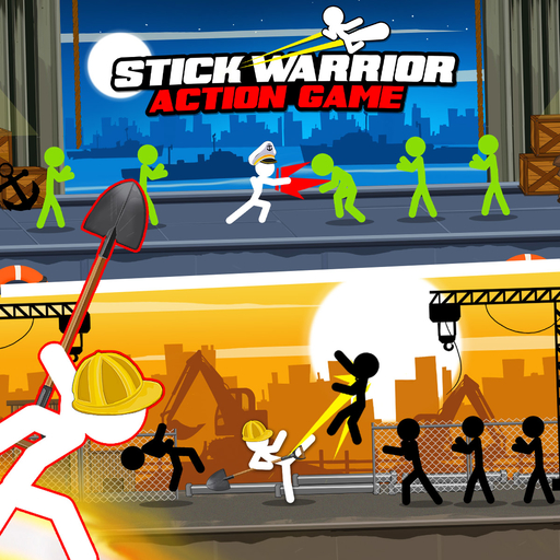 Stick Warrior-Action Game