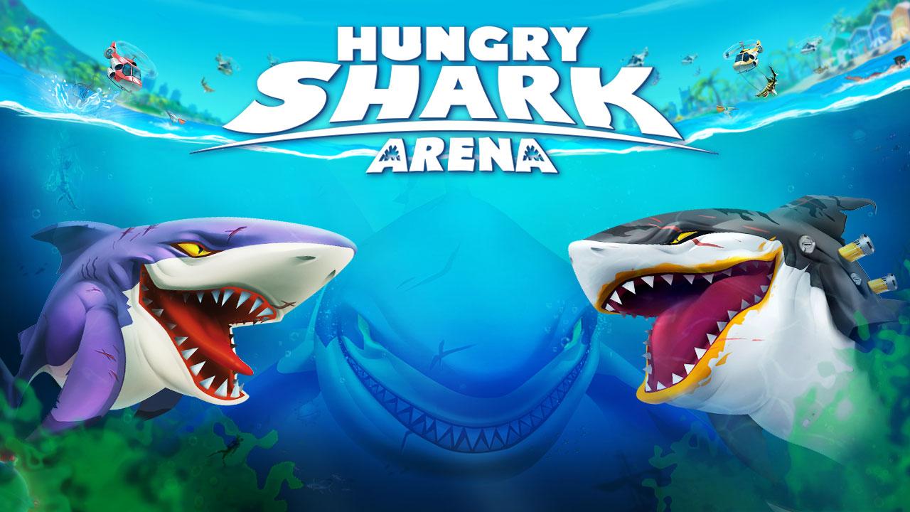 Image Hungry Shark Arena