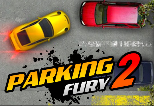 Parking Fury 2 online hra