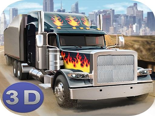 Cargo Truck: Euro American ...