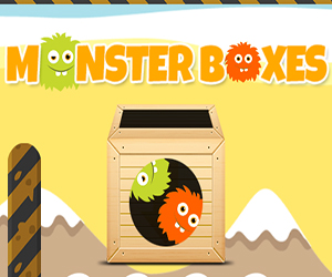 Monster Boxes online hra