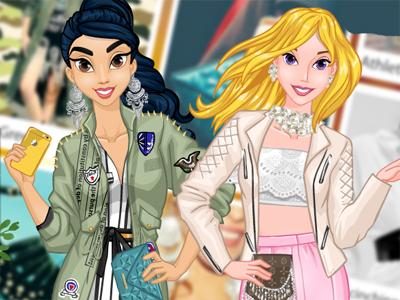 Princesses Spring Trend Alerts online hra
