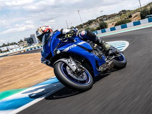 Motor Yamaha YZF R1 Puzzle
