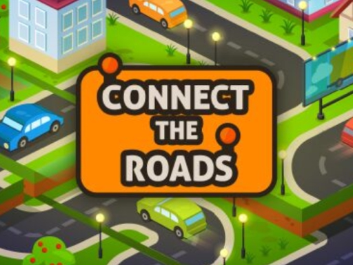 Connect The Roads online hra