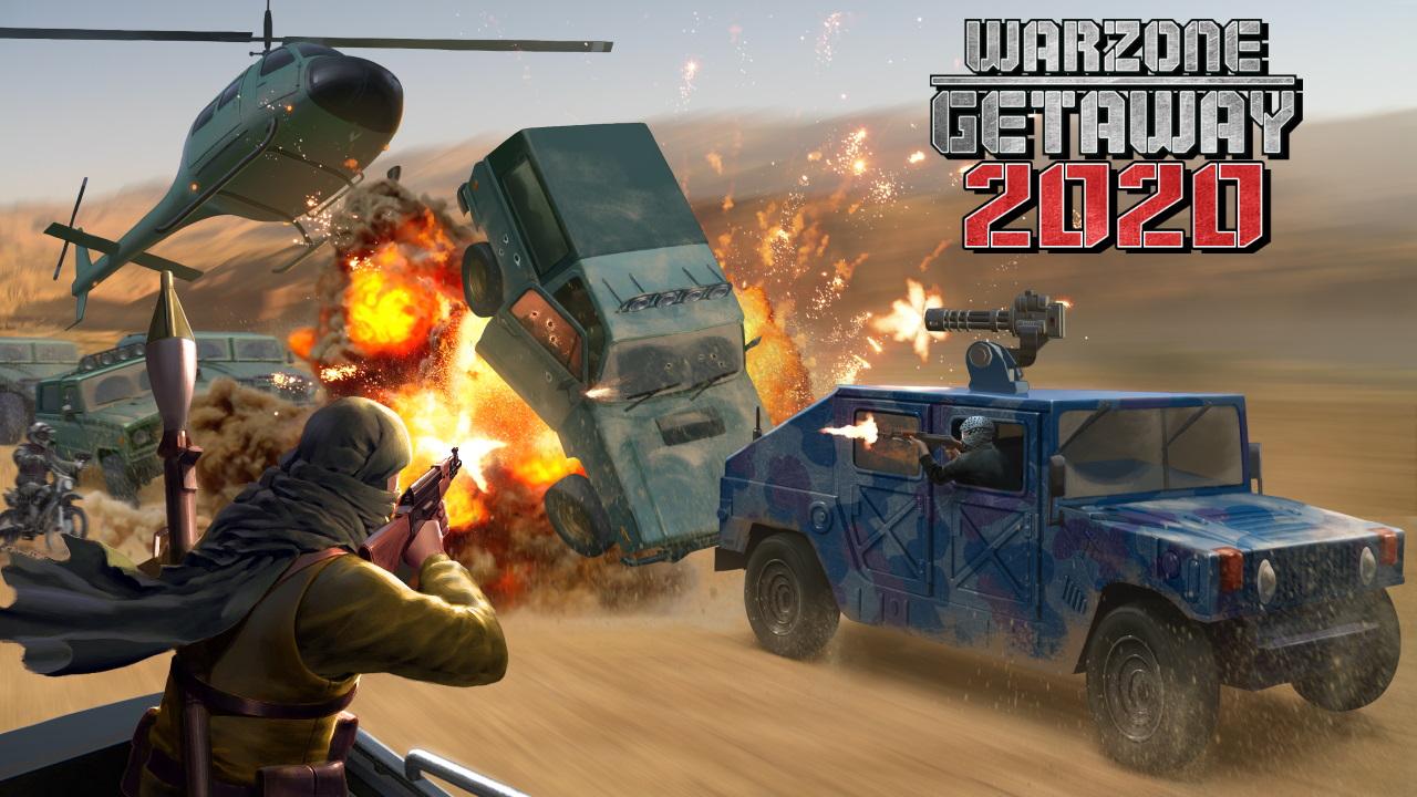 Warzone Getaway 2020