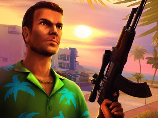 Miami Crime Simulator 3D game