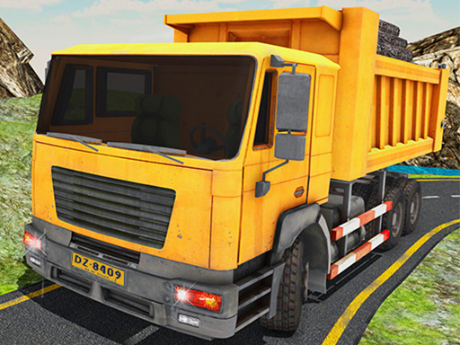 Cargo Truck Driver Racing Game