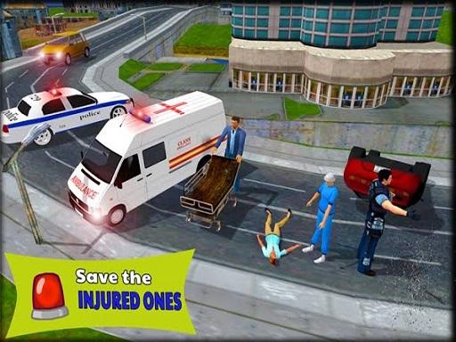 Ambulance Rescue Games 2019