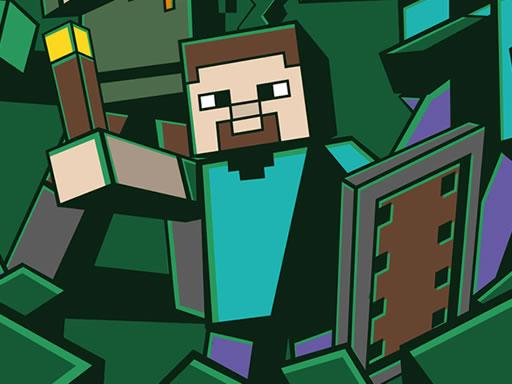 Pixelcraft Jigsaw
