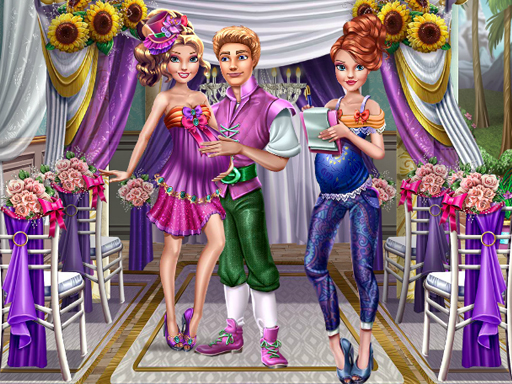 Barbie Wedding Planner online hra