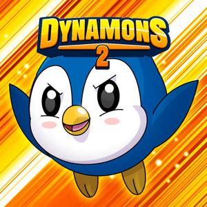 Dynamons 2 game