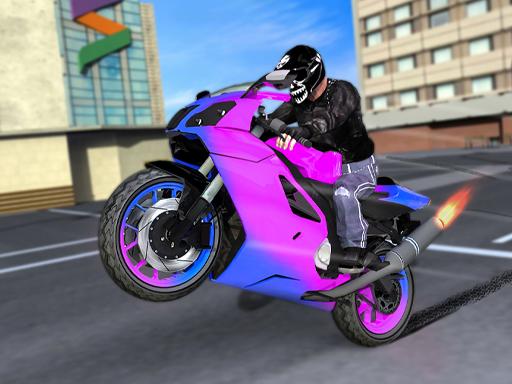 Sports Bike Racing