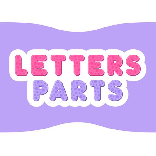 Letters Parts