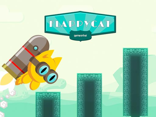 Flappy Cat online hra