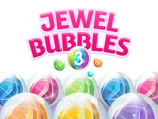 Jewel Bubbles online hra