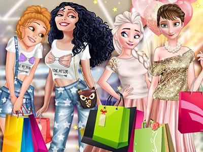 Disney Mom & Daughter Shopping Day