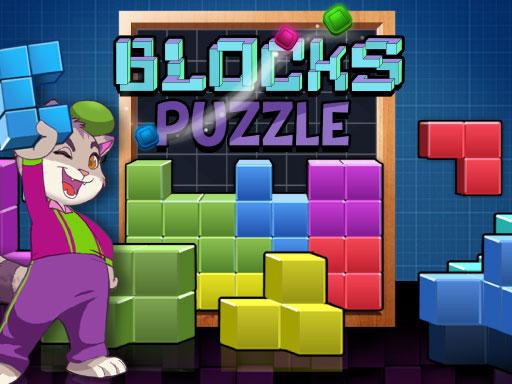 Blocks Puzzle online hra