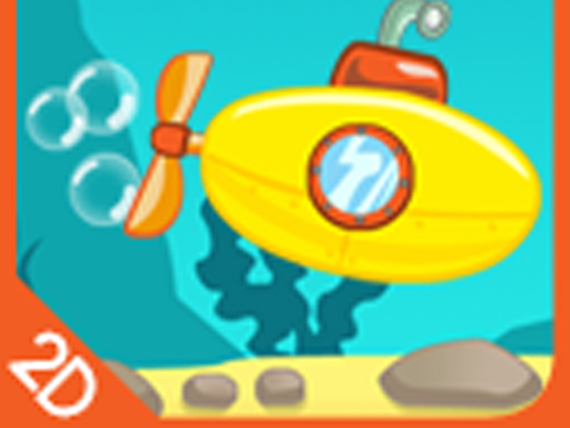 Submarine Happy Dive online hra