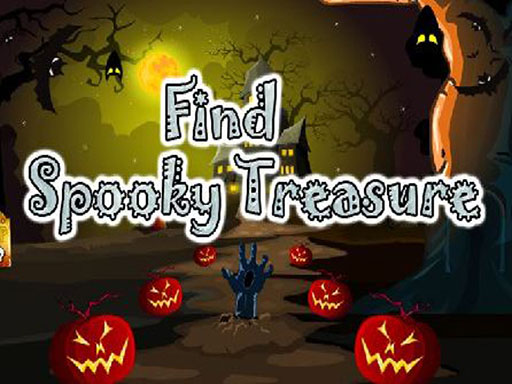 Find Spooky Treasure