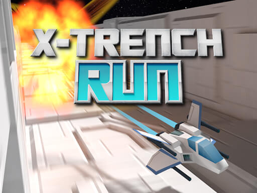 X Trench Run game